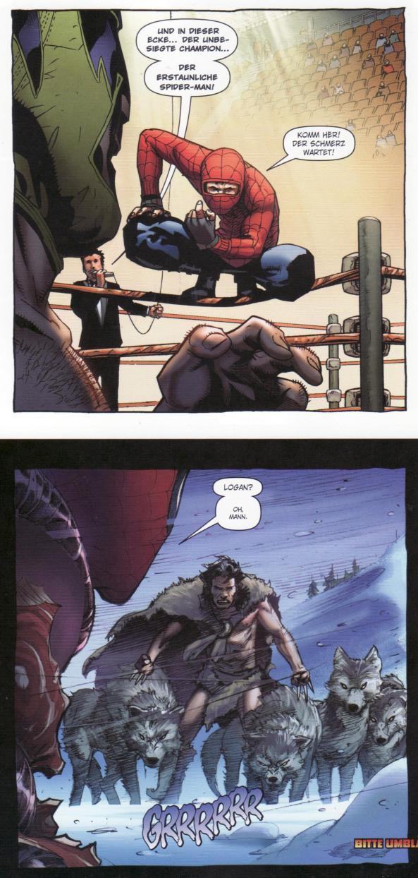 Beide Helden werden während ihrer Zeitreise von Rückschlägen nicht verschont.