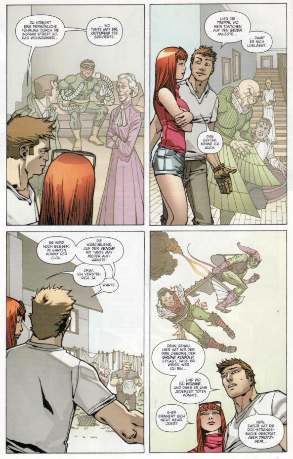 May und Jay ziehen weg, und Peter erinnert sich.