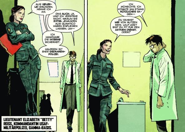 Betty ist mehr, als nur Bruce seine große Liebe ...