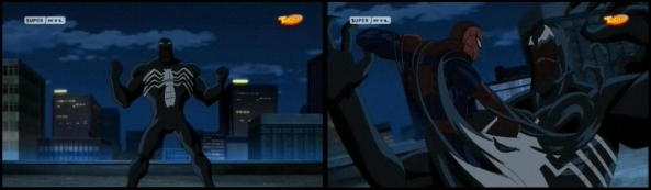 Der Kampf mit Venom und dem eigenen Ich.