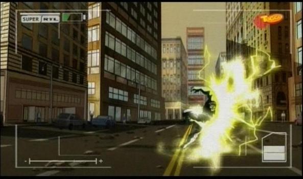 Hulk im Kampf mit dem wahren Gegner.