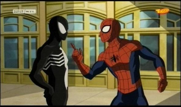 Peter kann nicht tatenlos zusehen.