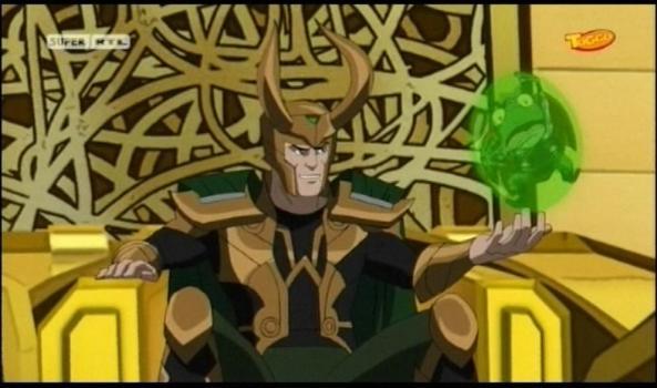 Loki ist sehr gefährlich.