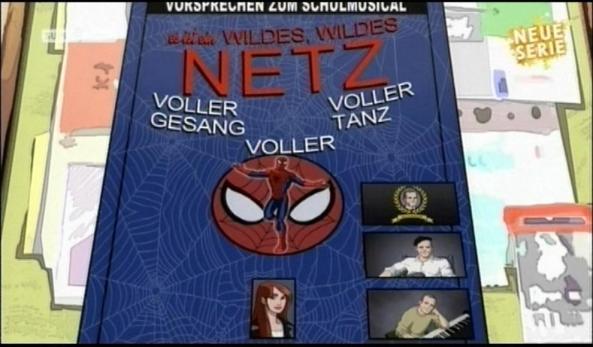Ein Spider-Man-Theaterstück. Was ist denn das für eine blöde Idee?