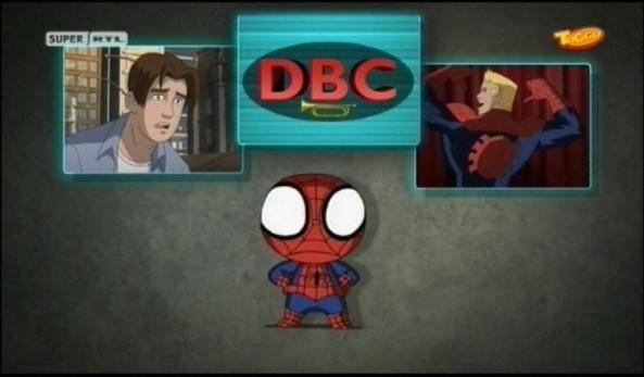 Chaos pur und das auch noch mit Flash als Spider-Man.
