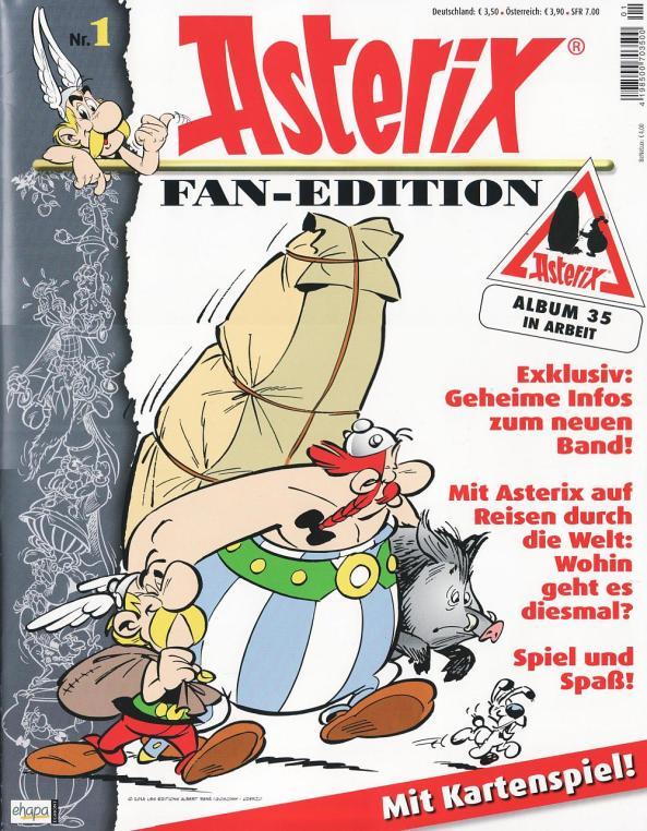 Asterix FE 001 Bild 000
