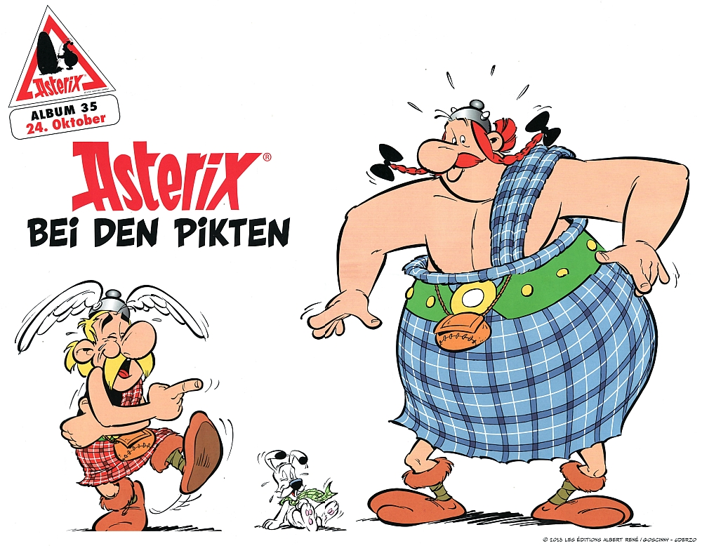 asterix fan edition egmont juni 2013 mueli77 39 s feine welt. Black Bedroom Furniture Sets. Home Design Ideas