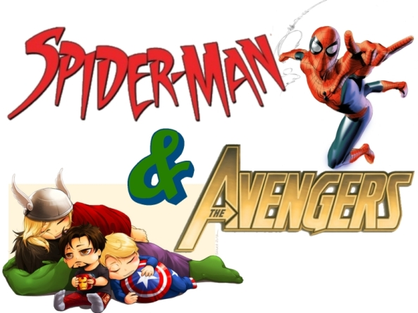 Spider-Man Avengers