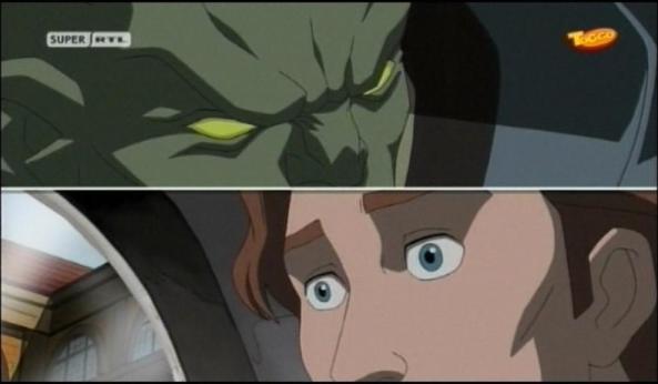 Norman gegen Harry. Vater gegen Sohn.