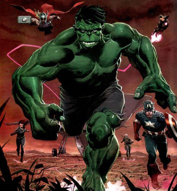 Aber die Avengers haben etwas dagegen.