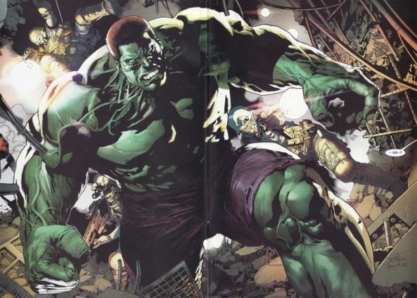 Hulk Smash! Aber diesmal eben nicht nur.