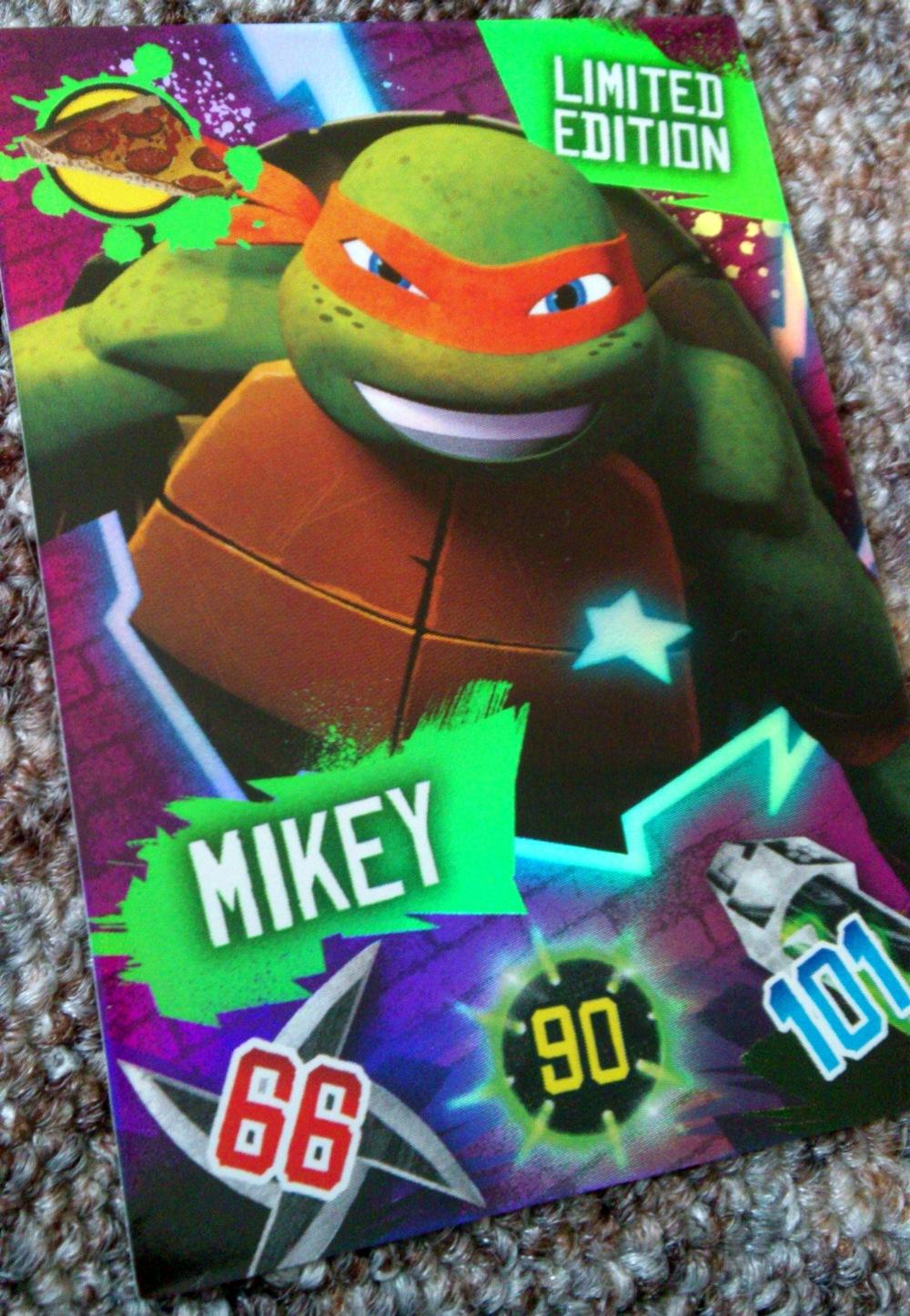 Teenage Mutant Ninja Turtles Trading Card Game – Foto Special ...