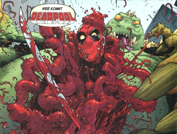 Deadpool auch. Aber irgendwie anders.