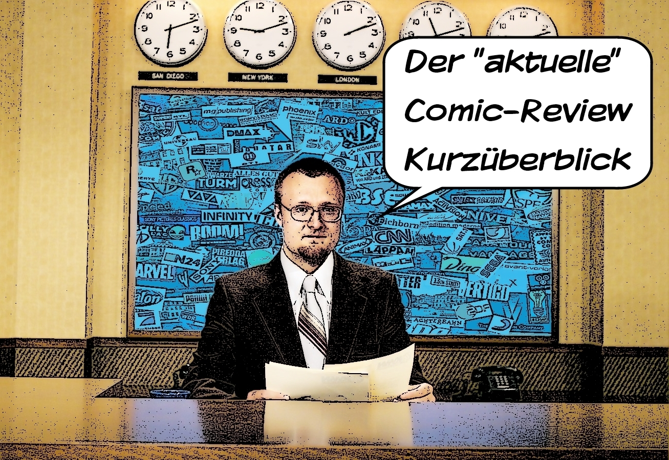 Comic Review Kurzüberblick