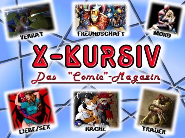 Xkursiv Logo