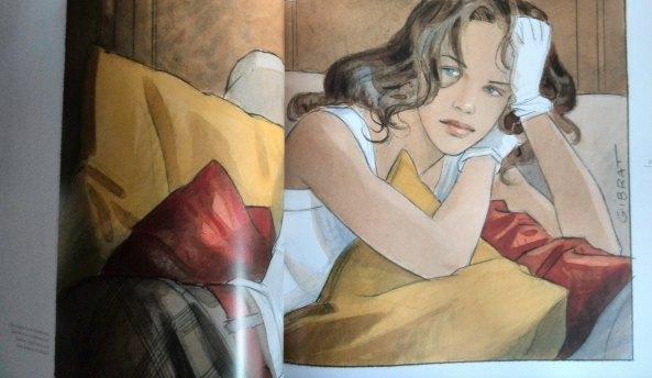 Cėcile und Jeanne sehen sich sehr ähnlich aus