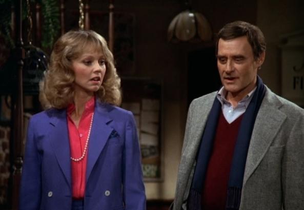 Diane und Sumner frisch verliebt.