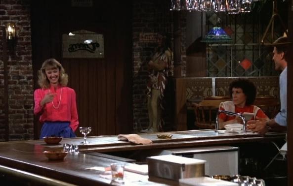 Sam versucht Diane zu überzeugen, für ihn zu arbeiten.