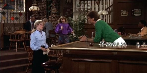 Das Sam und Rebecca sich so gut verstehen freut Diane überhaupt nicht.