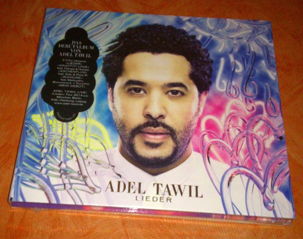 Adel Tawil Lieder Deluxe 001