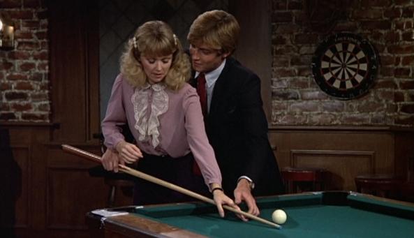 Diane und Normans Chef.
