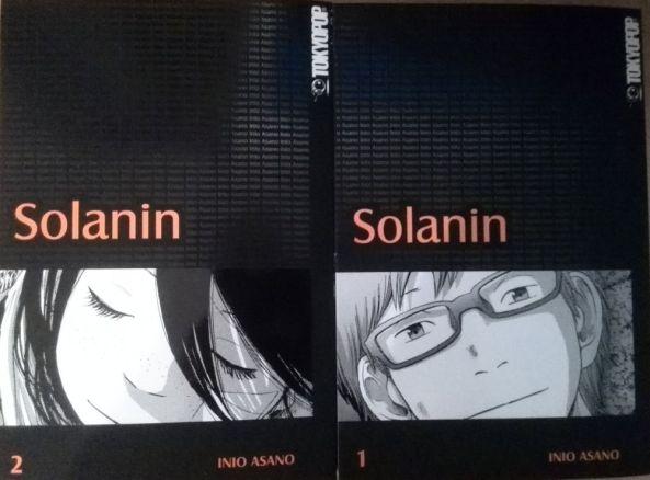 Solanin Band 1 und Band 2