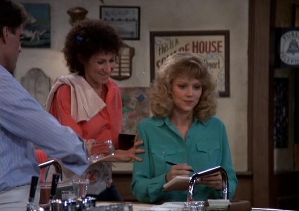 Diane sammelt Zitate von Kollegen und Besuchern der Bar.