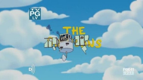 © Copyright Matt Groening & 20th Century Fox