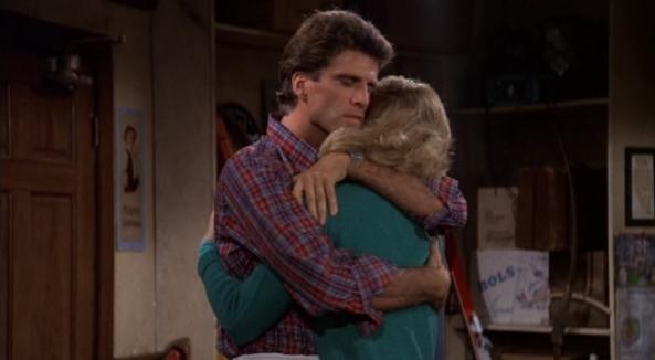 Sam und Diane in trauter Zweisamkeit.