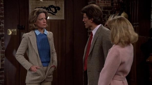 Olga sorgt dafür, dass Sam in Schwierigkeiten gerät.