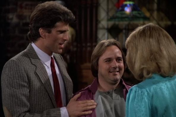 Sam stellt Diane Andy Andy vor.