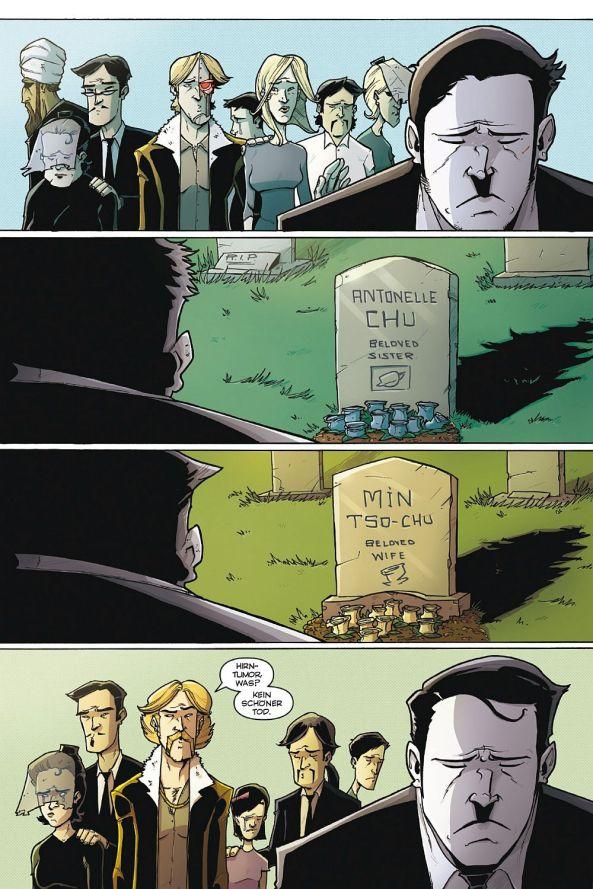 Die Beerdigung