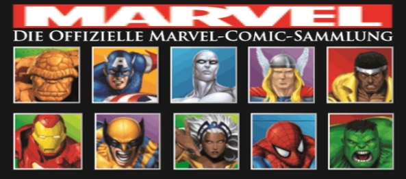 Die offizielle Marvel-Comic-Sammlung von Hachette – Alle Infos!