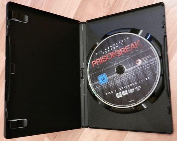 Die DVDs