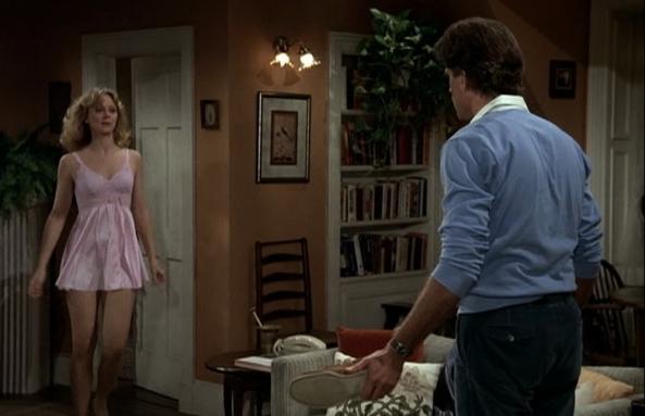 Als Sam den harten Mann markiert ruft Diane kurzerhand die Polizei.