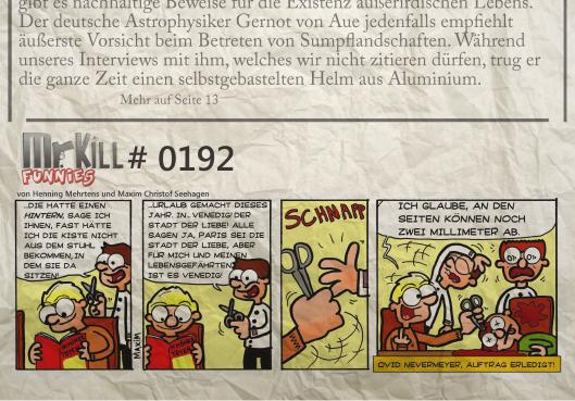 001Mr Kill Zeitungsfunny # 192