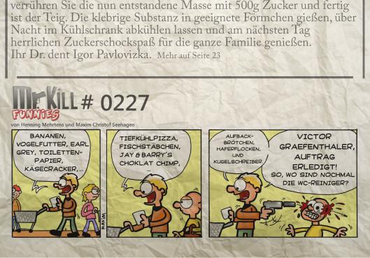 002Mr Kill Zeitungsfunny # 227