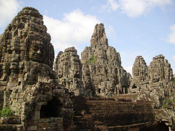 Rund um Angkor Wat