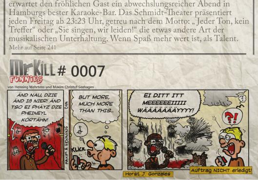005Mr Kill Zeitungsfunny # 007