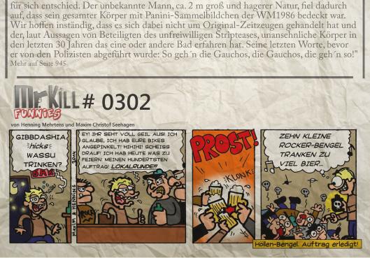 008Mr Kill Zeitungsfunny # 302