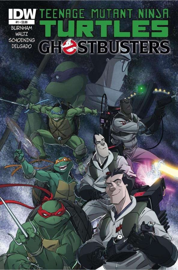 TMNT-Ghostbusters