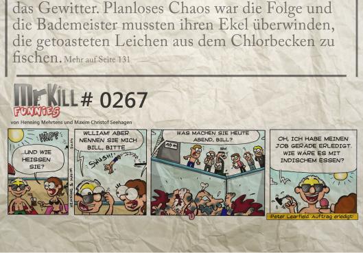 009Mr Kill Zeitungsfunny # 267