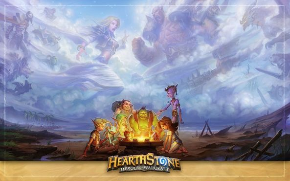 Heratstone Heroes of Warcraft