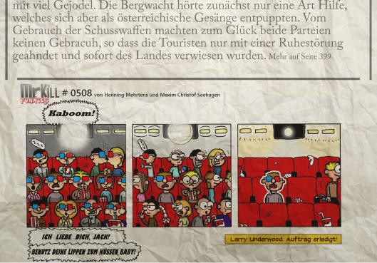 012Mr Kill Zeitungsfunny # 508