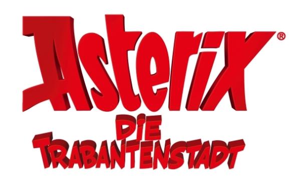Asterix Trabantenstadt Logo