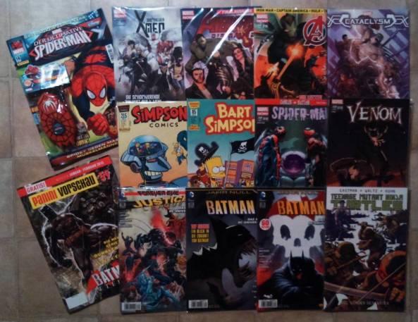 Comiclieferung 11-14
