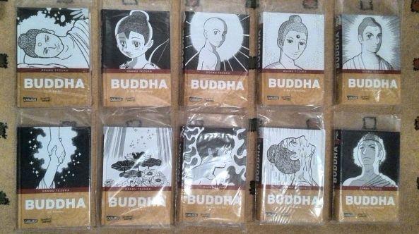 Buddha ist komplett