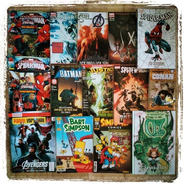 Comiclieferung 12-14-01-15