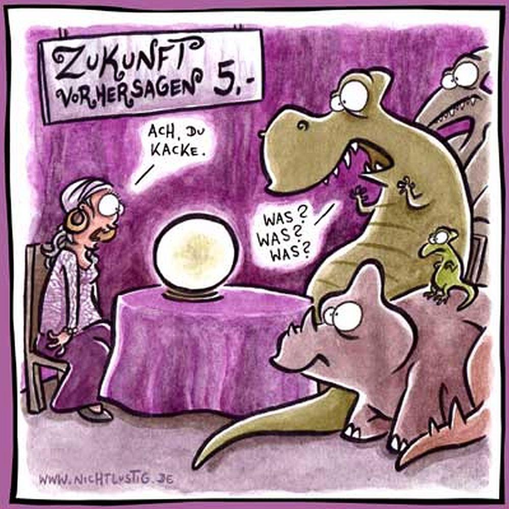Pläne für die Zukunft Copyright by Joscha Sauer (www.nichtlustig.de)