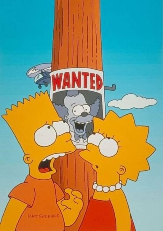© Copyright Matt Groening & 20th Century Fox